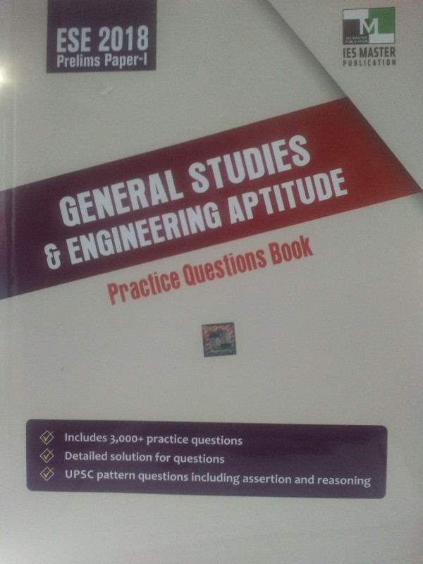 GS & Engineering Aptitude 3000 practice questions | MY BOOK HOUSE