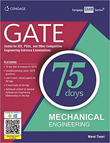 GATE in 75 Days Mechanical Engineering Paperback – 2018 by